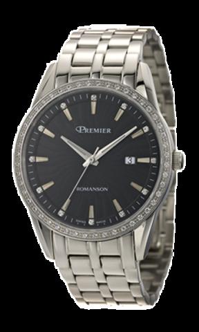 Купить Наручные часы Romanson PM0327KMWBK по доступной цене