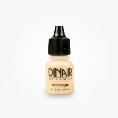 Dinair Champagne (легкие перламутровые цвета)