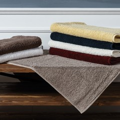 Элитный коврик для ванной Chester желтый от Casual Avenue