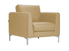 кресло Albert Armchair ( кожа)