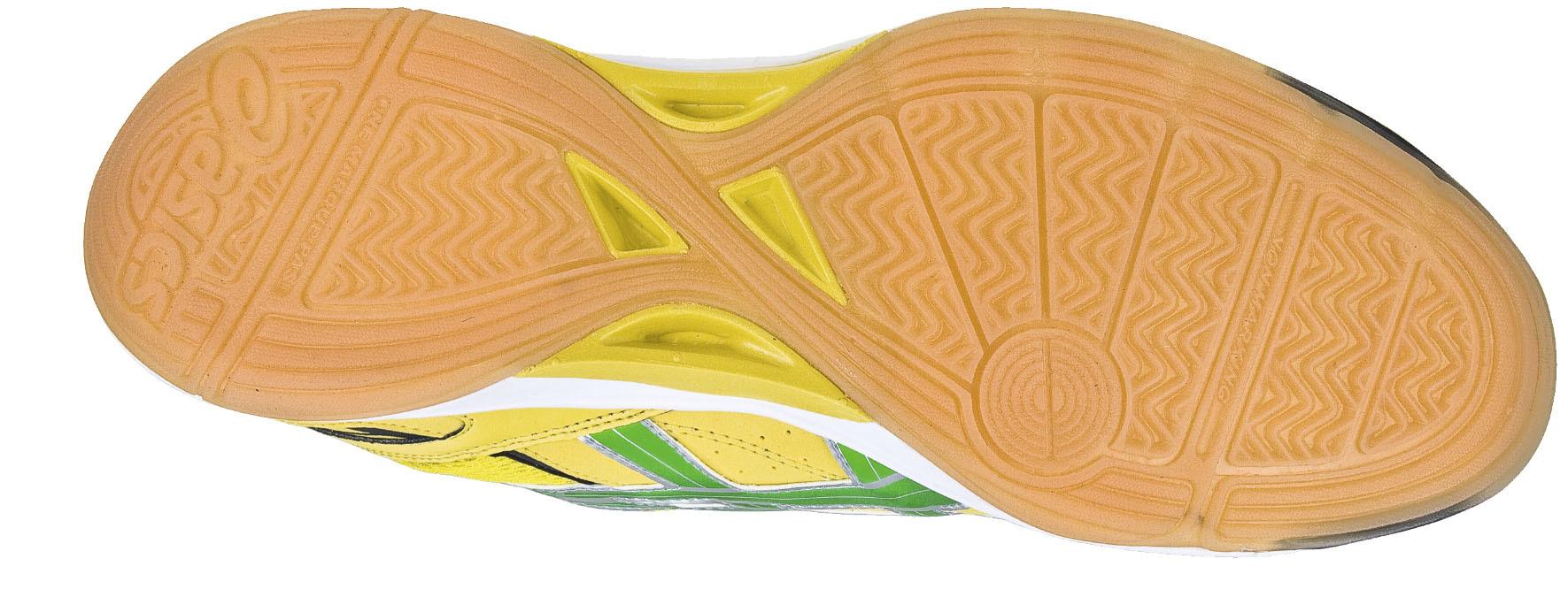Бутсы футбольные Asics Copero yellow
