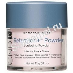 CND Профессиональная Акриловая пудра Retention+ Powders Intense Pink 22 гр