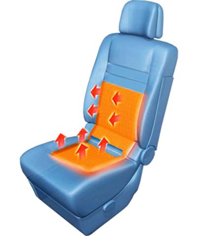 Подогрев сидений Waeco MagicComfort MSH-60 (встраиваемый на 2 сиденья)