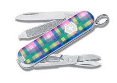 Нож брелок Classic Pixel Multipurpose Victorinox (0.6223.L1001)