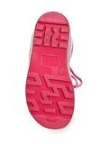 Резиновые сапоги Пони (My little Pony) утепленные на шнурках для девочек, цвет розовый. Изображение 4 из 7.