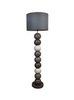 Элитная лампа напольная Baloes coloridos бежевая от Sporvil