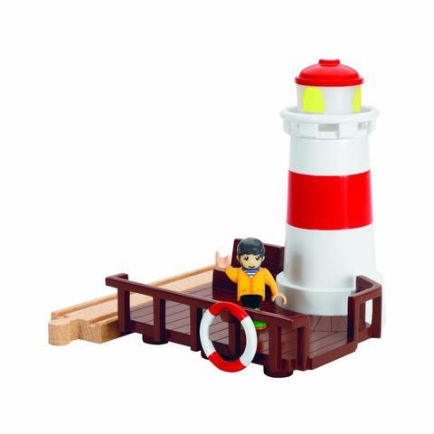 33597 BRIO Маяк деревянной железной дороги