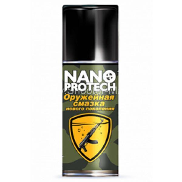 Оружейное масло Nano Protech 210 мл Россия