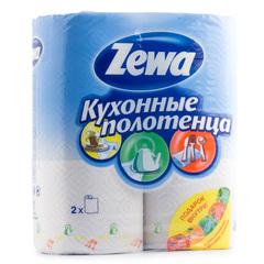 Полотенца Zewa кухонные 2шт