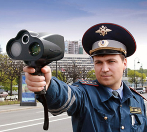Измеритель скорости (радар ГИБДД) БИНАР