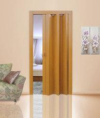Установка межкомнатных дверей гармошек
