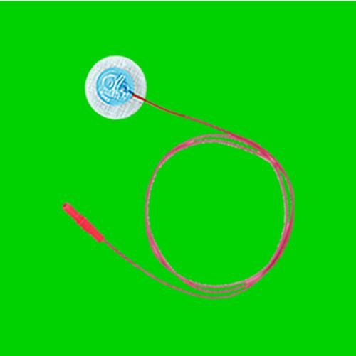Неонатальный электрод ЭКГ  22мм, Cutie H27H/F, одноразовые, Ковидиен