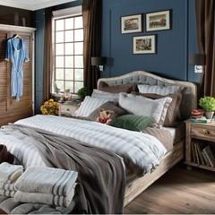 Постельное белье 2 спальное евро Casual Avenue Newport Striped