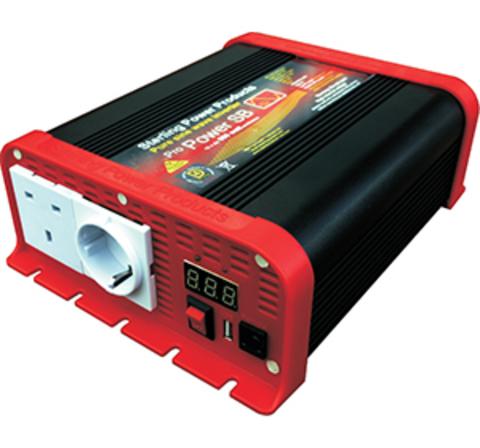 Преобразователь тока (инвертор) Sterling Power ProPower SB 300 USB (24В) (чистый синус)