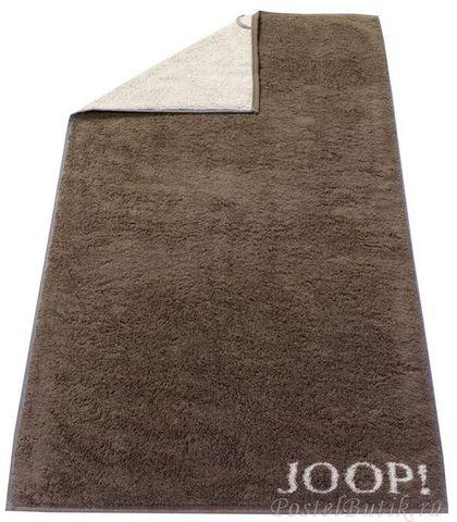 Полотенце 30x50 Cawo-JOOP! Shades Doubleface 1612 коричневое