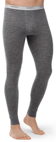 Термобелье Кальсоны Norveg Soft Pants мужские серые