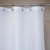 Элитная шторка для ванной 180х200 Cairo Blance + Liso White от Arti-Deco