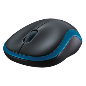 LOGITECH M185 Wireless Blue