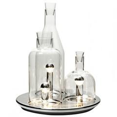 настольная лампа ITRE Bacco 123 by ITRE прозрачная