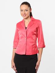 N503-2 пиджак женский розовый