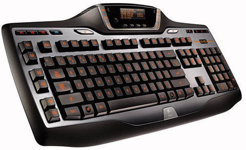 Клавиатура LOGITECH G15 Gaming Keyboard USB