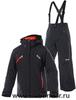 Горнолыжный костюм детский 8848 Altitude Troy Black Warmup