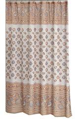 Элитная шторка для ванной South Beach от Carnation Home Fashions