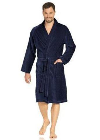 Элитный халат махрово-велюровый Toronto winternight от Vossen