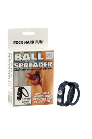 Утяжка для пениса BALL SPREADER MEDIUM (d. 5 см)