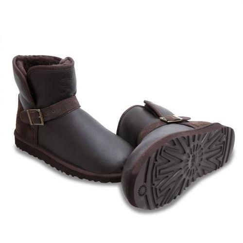 UGG Mini Dylyn Metallic Chocolate. Цвет: Шоколад. Uggaustralia-msk.ru
