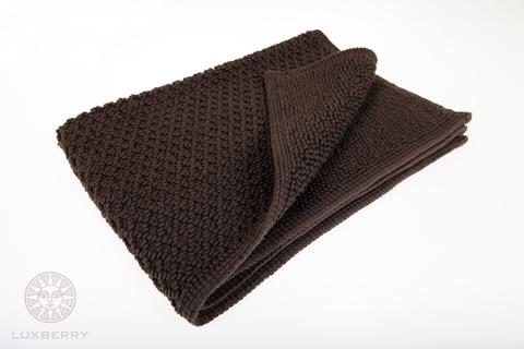 Элитный коврик КОКО шоколадный от Luxberry