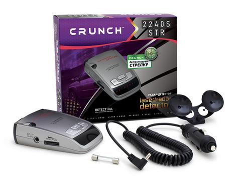Антирадар Crunch 2240S STR (Антистрелка)