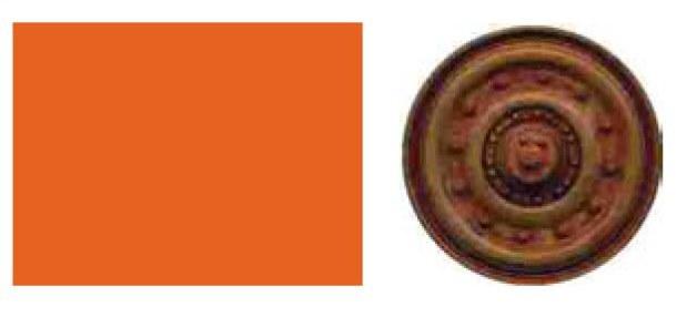 Краска тонирующая Wash Dark Rust