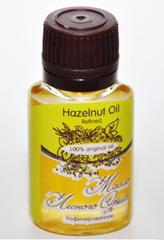 Косметическое масло ЛЕСНОГО ОРЕХА/ Hazelnut  Oil Refined / рафинированное/ 20 ml