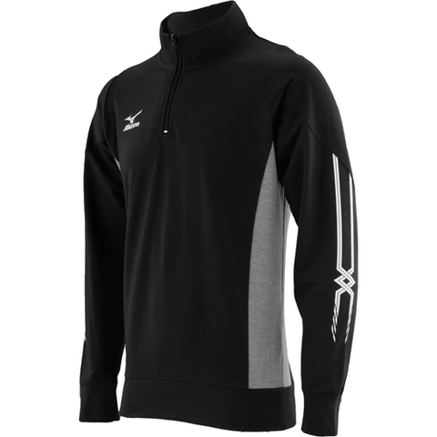 Толстовка Mizuno Team Training Half Zip Sweat 151