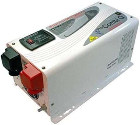 Преобразователь тока (инвертор) Sterling Power ProCombi S 3500 (24В) (чистый синус)