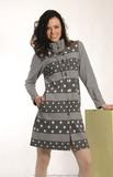 Теплый женский халат DolceVita