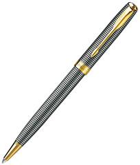 Шариковая ручка Parker Sonnet K534 Cisele, серебро 925 пробы S0808170