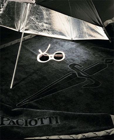Полотенце 100х180 Cesare Paciotti Dandy черное