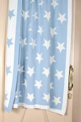 Элитный плед детский Imperio 254 голубой от Luxberry