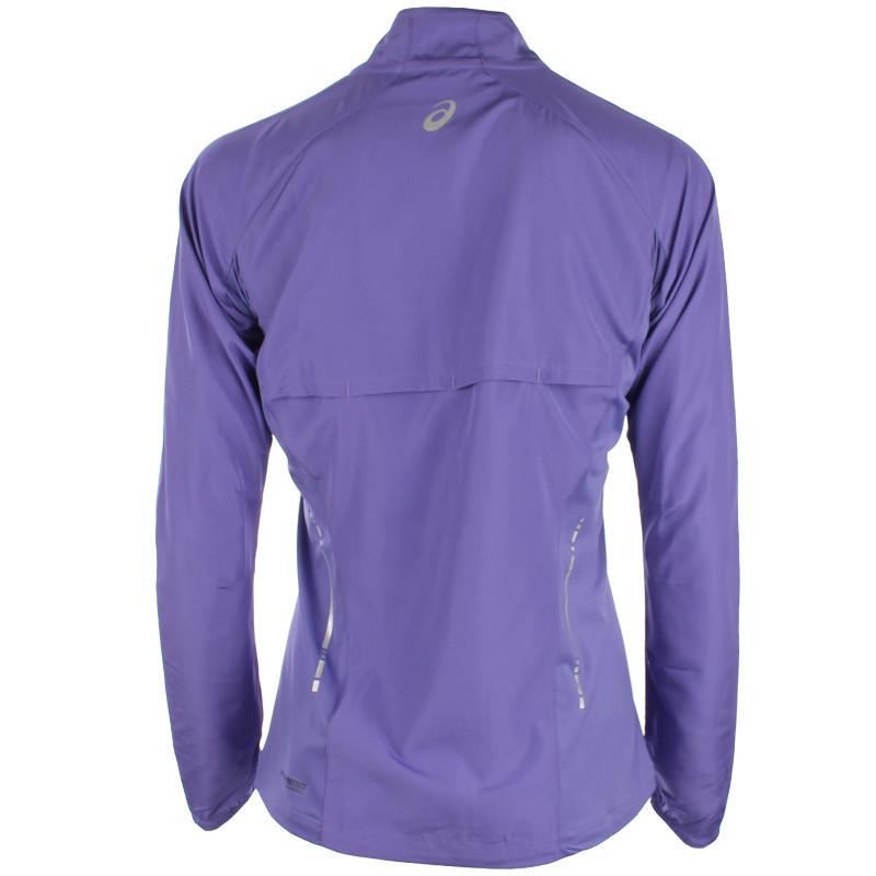 Ветровка женская Asics Woven Jacket purple