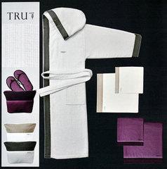 Набор полотенец 2 шт Trussardi Eclips ваниль