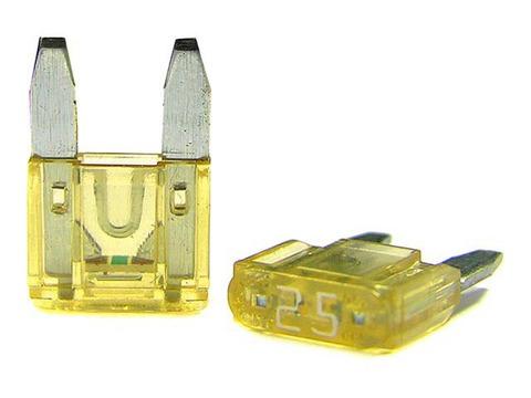 Предохранитель с диодной индикацией разрыва (100шт.) Carax CRX-711xx