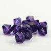 5328 Бусина - биконус Сваровски Purple Velvet 8 мм ()