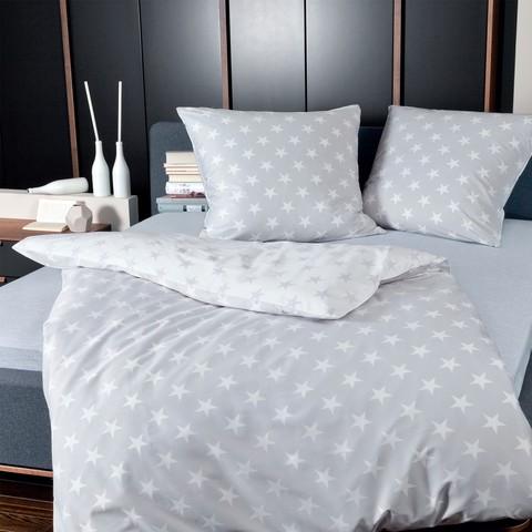 Детское постельное белье в кроватку Janine J.D. 8460 silber