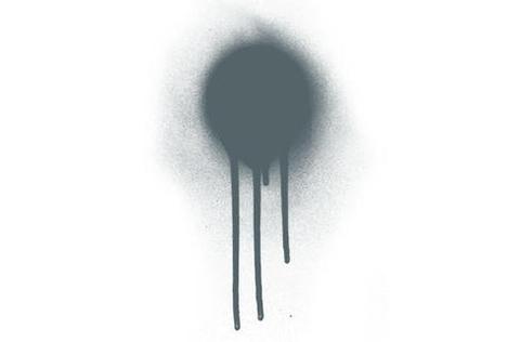 050 Краска Game Air Холодный серый (Cold grey) укрывистый, 17мл