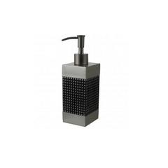 Дозатор для жидкого мыла Parc East Grid Silver от Kassatex