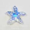 6721 Подвеска Сваровски Морская Звезда Crystal AB (28 мм) ()