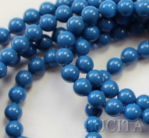 5810 Хрустальный жемчуг Сваровски Crystal Lapis круглый 3 мм, 10 шт
