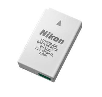 Аккумулятор Nikon EN-EL22 (Батарея для фотоаппарата Никон)